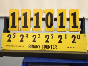 Welch Binary Counter